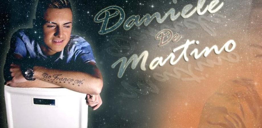 """I talenti della neomelodica a Caltanissetta. Giovedì concerto con la """"star"""" Daniele De Martino"""