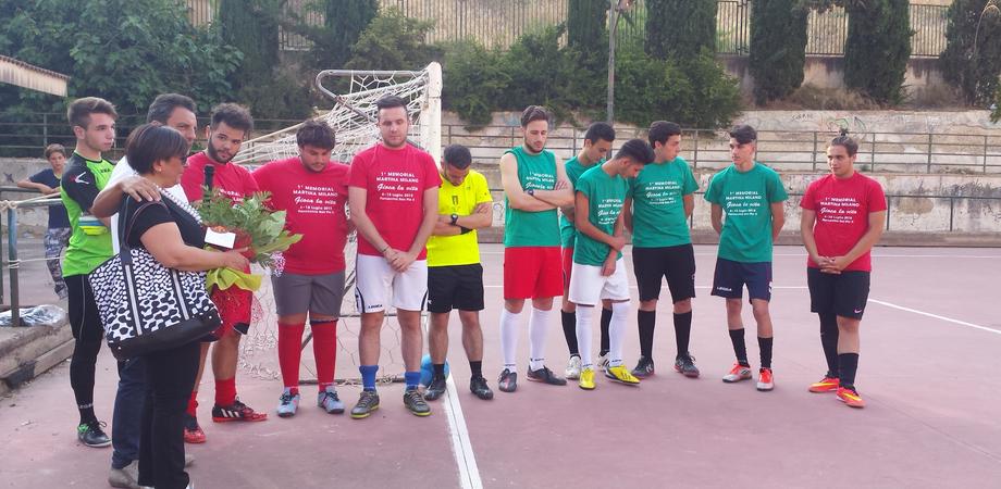 Fischio d'inizio per il memorial Martina Milano: 8 squadre in campo, finale il 17 luglio