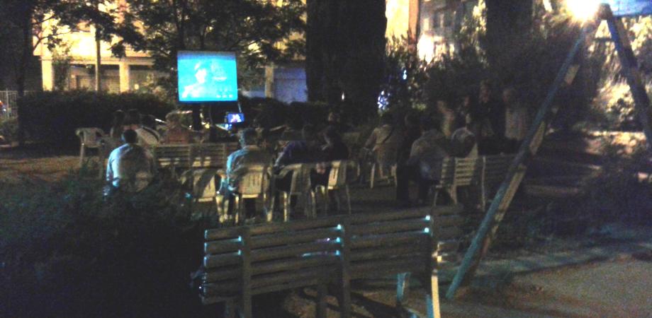 """Lunedì """"Kung Fu Panda"""" al Parco Robinson: il cinema dopo il tramonto"""