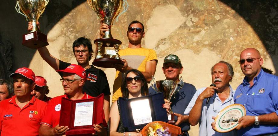 Castiglione trionfa al 7 Slalom  della città di Castelbuono