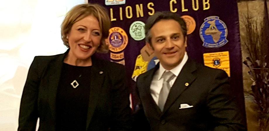 Lions Club Caltanissetta dei Castelli, Fabiola Safonte eletta presidente