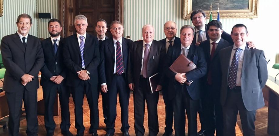 """""""Ecco perché non va soppressa la Corte d'Appello di Caltanissetta"""". Delegazione in missione a Roma dal Guardasigilli"""