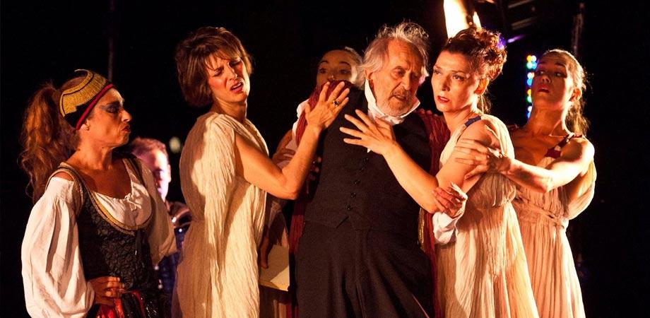 """Teatri di Pietra, stasera al centro """"Abbate"""" va in scena la tragedia """"Kiron Cafè"""""""