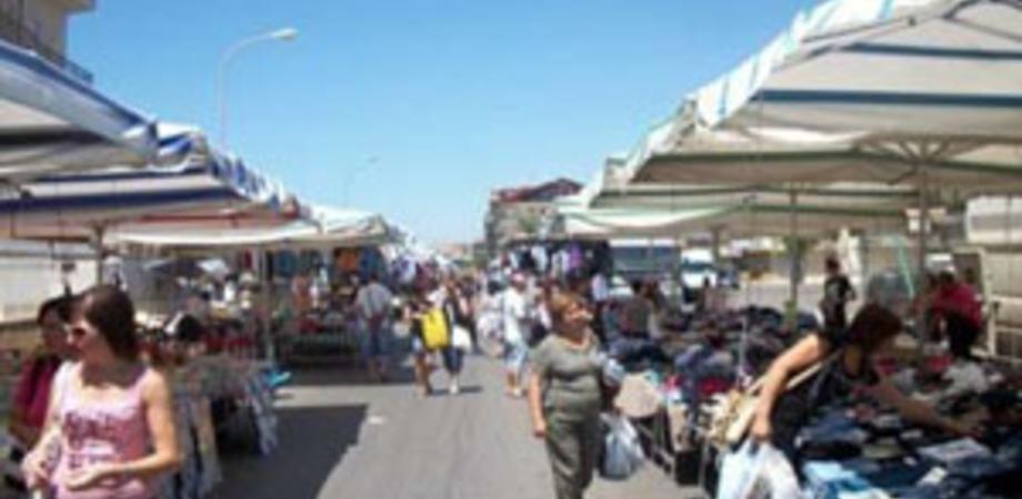 Gela: martedì sospensione temporanea del mercato settimanale