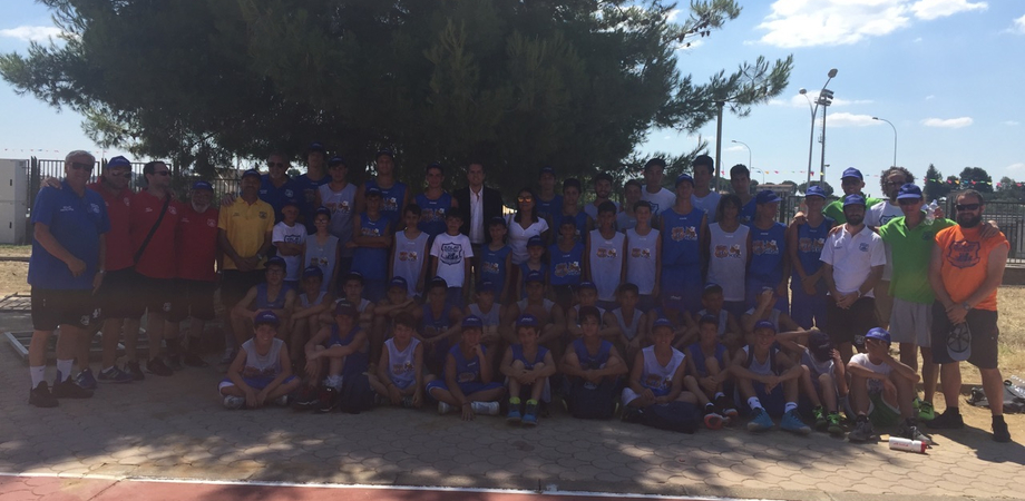 Caltaqua tra i partner del Kalat Basketball Camp