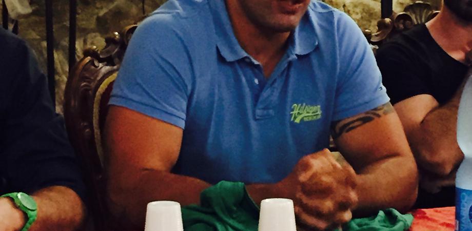Salvatore Garozzo sarà il nuovo tecnico della Nissa Rugby