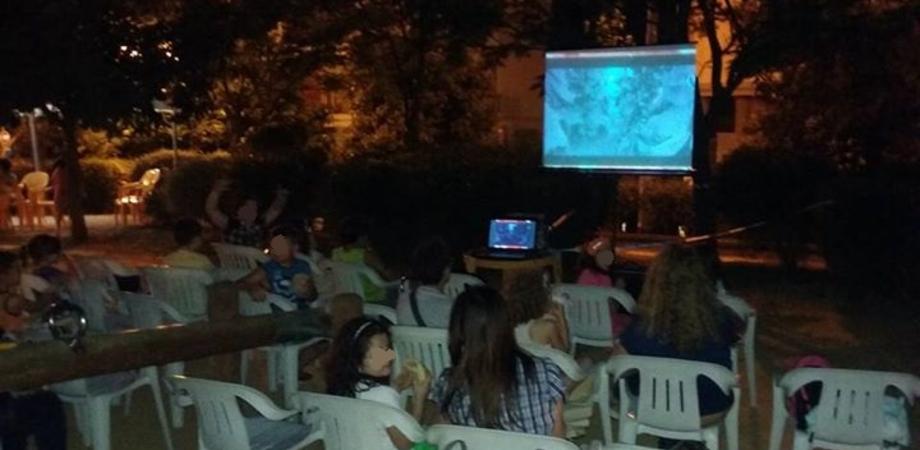 Z - La Formica lunedì al Parco Robinson: ingresso gratuito per il cinema sotto le stelle