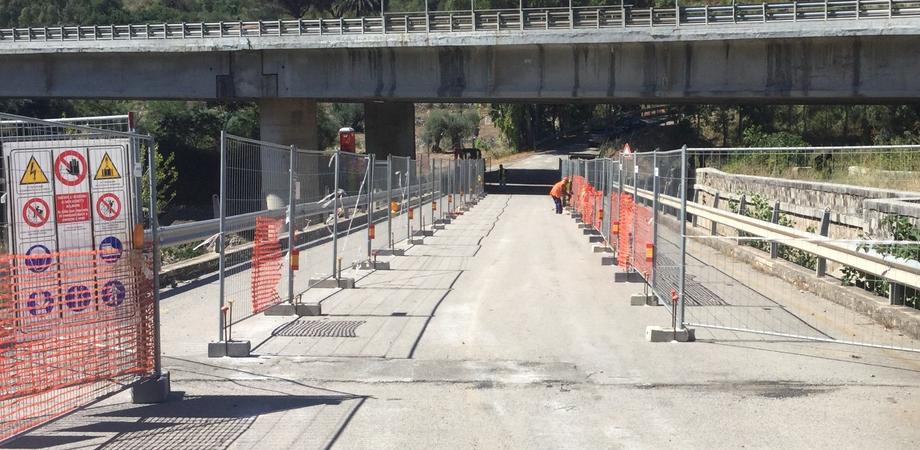 Viadotto Himera, iniziati i lavori per il bypass A19. L'impresa nissena Truscelli avvia gli scavi sull'arteria