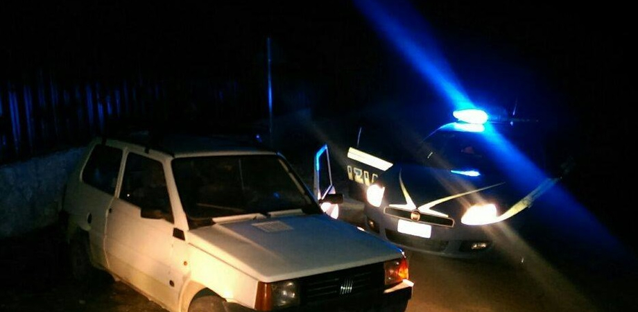 Sventato furto d'auto in Contrada Canicassé. La Polizia ferma un romeno