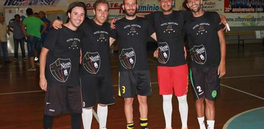 Nissa Futsal: martedì 1 settembre la prima amichevole della stagione