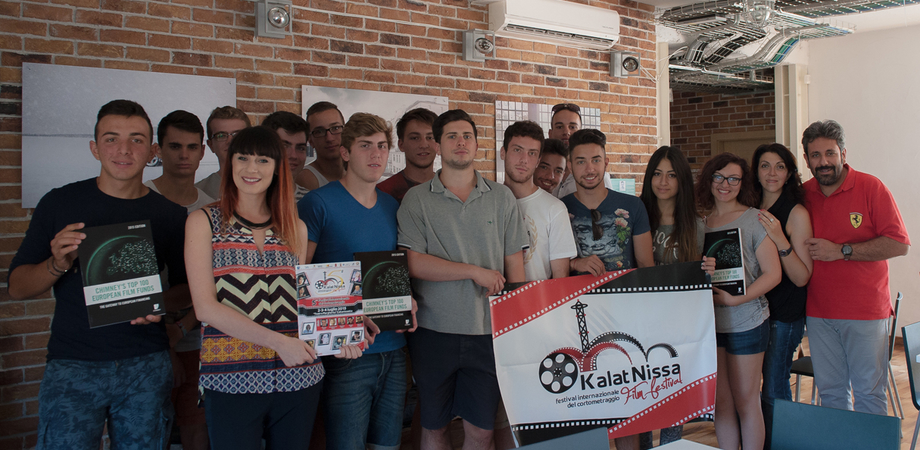 "Erasmus Plus: sette nisseni partecipano allo ""Young Cinema Paradiso"" di Varsavia"