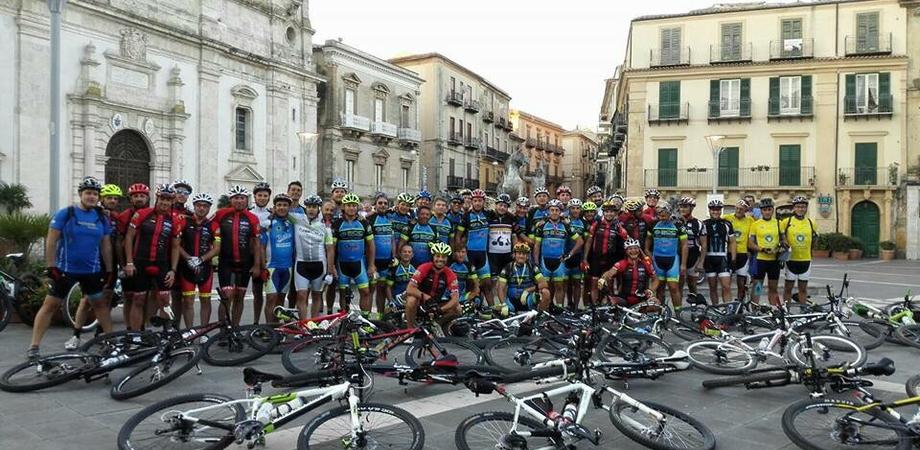 Caltanissetta-Cefalù in mountain bike, successo per la quarta escursione che unisce natura e sport