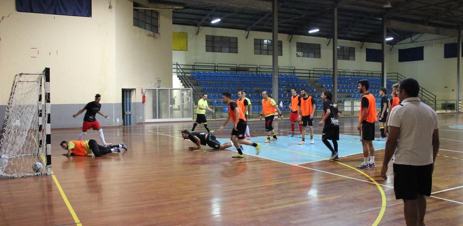 Nissa Futsal riscalda i muscoli. Giovedì al PalaMilan l'amichevole contro il Catania