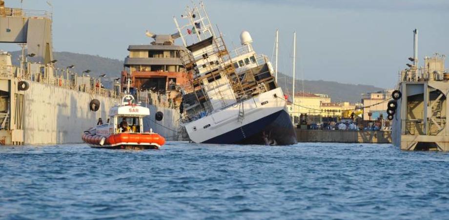 Incidente sul lavoro al porto  di Livorno, operaio di Gela in prognosi riservata