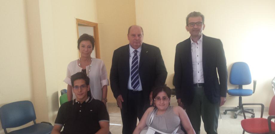 Rendere i disabili autonomi: incontro tra i vertici dell'Asp e quelli dell'associazione Asisbi