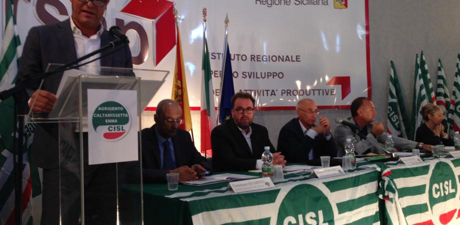 """Gallo (Cisl): """"Un'organizzazione sempre più presente nelle zone e luoghi di lavoro"""""""
