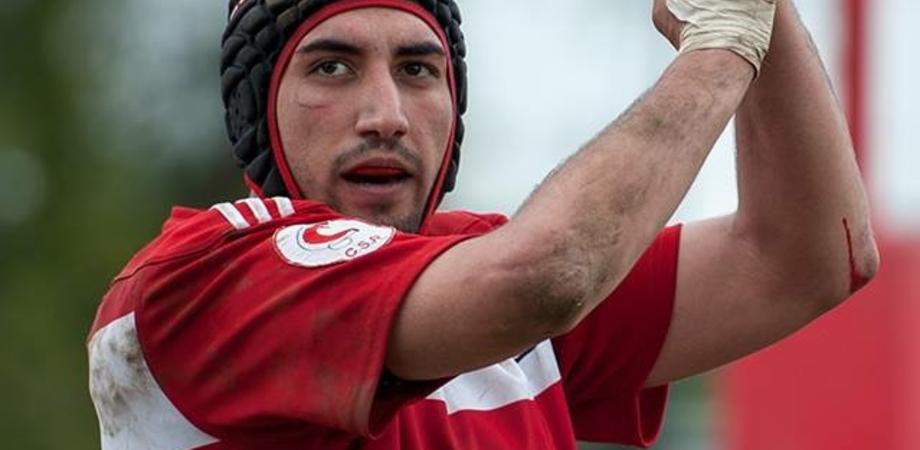 Con Palmeri la Nissa Rugby conclude la rosa dei giocatori determinati a vincere