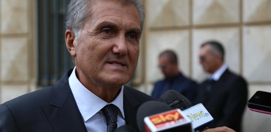 """Mattarella a Caltanissetta, il procuratore Sergio Lari: """"Segnale alla politica per non far abolire la Corte d'Appello"""""""