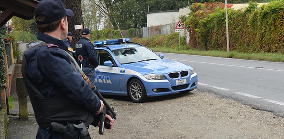 Anticrimine, potenziata la vigilanza a Caltanissetta. La Polizia di Stato identifica centinaia di persone