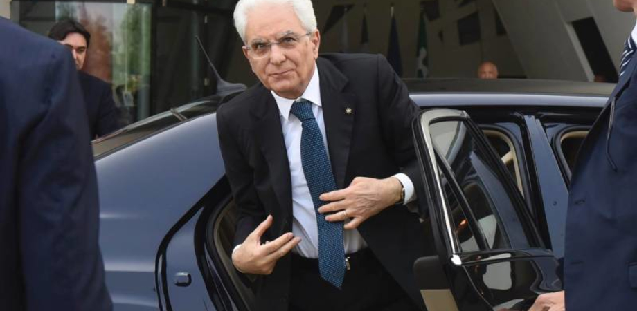 Il presidente Mattarella a Caltanissetta. Dalle 7 di venerdì scatta divieto di sosta attorno al Palazzo di Giustizia