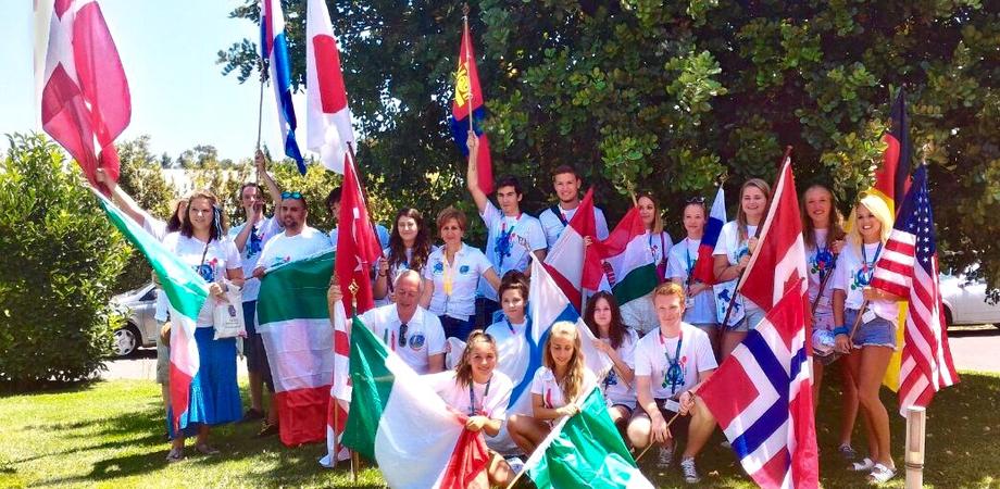 Exchange Camp, esperimento riuscito. Il Lions Caltanissetta accoglie 15 giovani stranieri