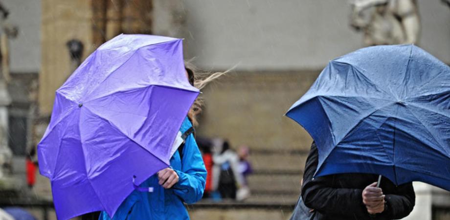 Caltanissetta, raffiche di vento e temporali: scarta l'allerta gialla