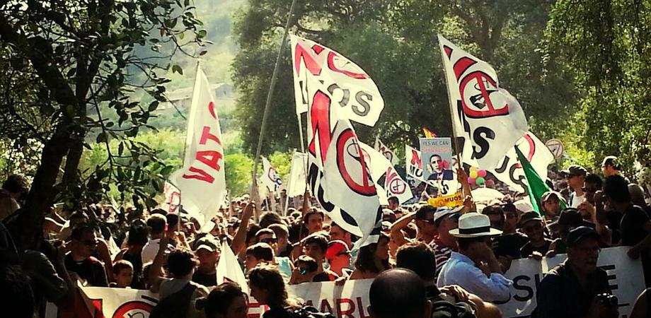 Caltanissetta, i No Muos contro i giudici del Cga. Esposto alla Procura per abuso d'ufficio