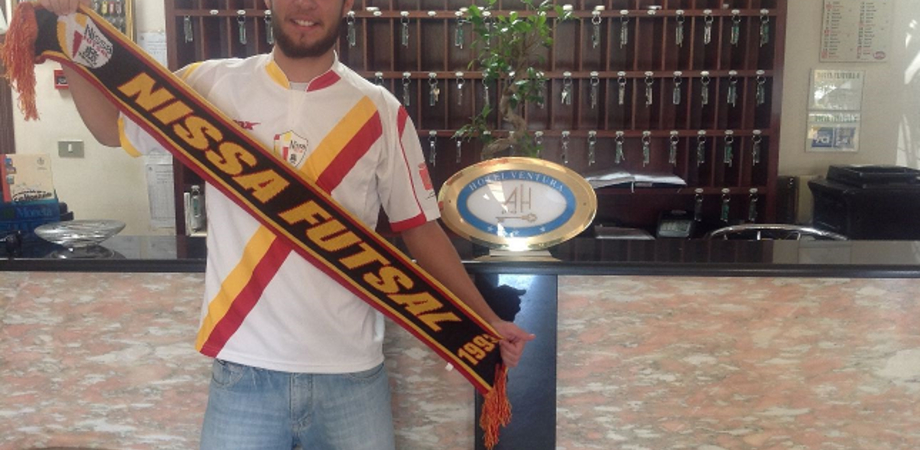 Colpo della NissaFutsal: arriva il brasiliano Jean Vieira dal Catania C5