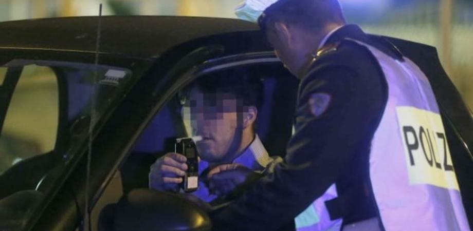 Sicurezza al volante. Alcoltest positivo, due automobilisti di Caltanissetta denunciati dalla Polizia Stradale