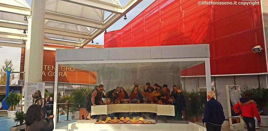 L'Ultima Cena sotto i riflettori di Expo Milano. Il capolavoro dei Biangardi finalmente in mostra