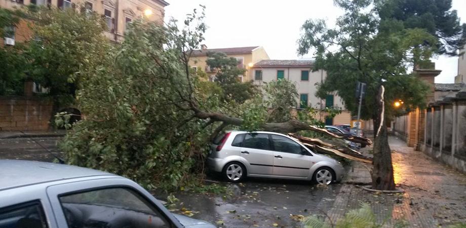 Maltempo e danni a Caltanissetta, il Governo regionale dichiara lo stato di calamità. Si attende il parere di Palazzo Chigi