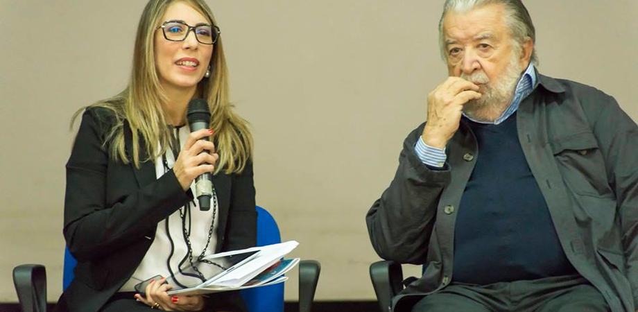 """Concluso il """"Salus Cine festival"""", vince """"Nuvola"""". Bagno di folla al Teatro Margherita per Pupi Avati."""