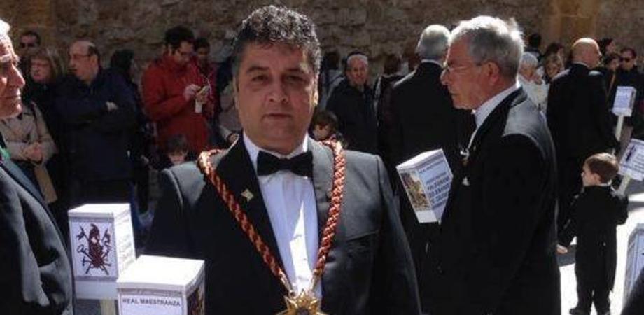 Niente festini: l'austerity del nuovo capitano della Real Maestranza. Lillo Castelli si insedia a febbraio 2016