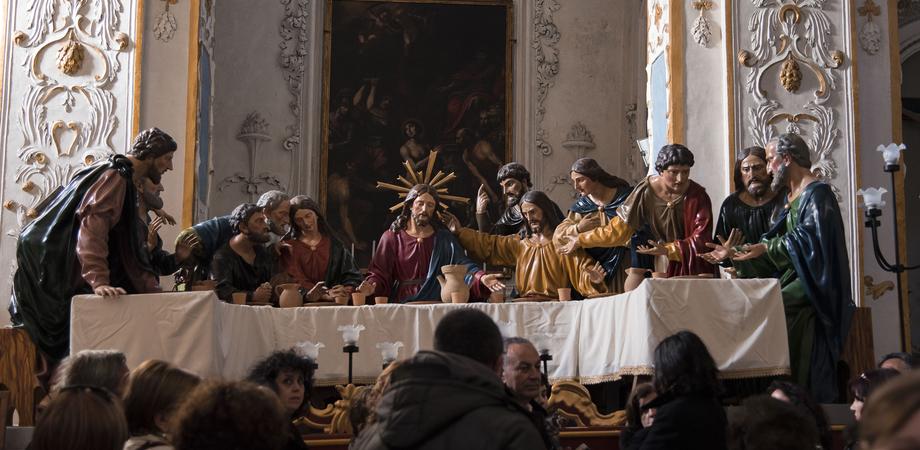 L'Ultima Cena in vetrina all'Expo da domenica. Il Comune di Caltanissetta offre vacanze pasquali ai visitatori