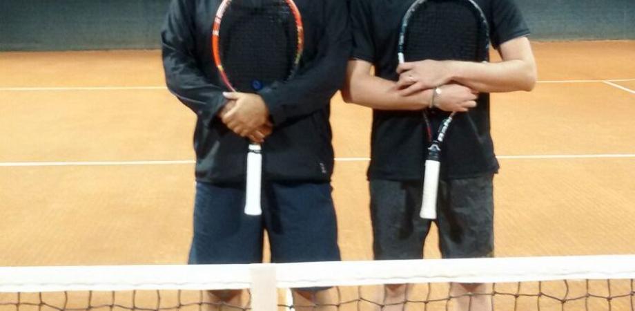 Tennis Club: Massimo Giuffrida vince il torneo sociale 2015