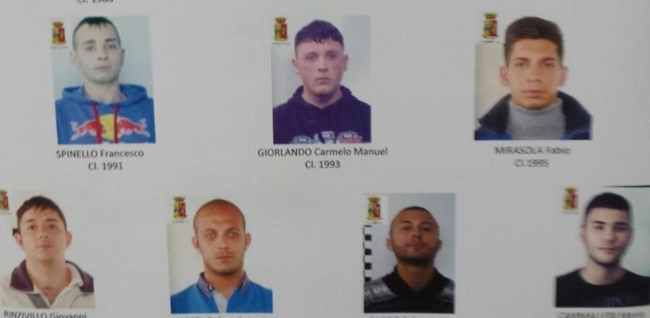 Rapine e traffico di droga, affari di famiglia a Gela: scoperta una banda, 16 persone arrestate dalla Polizia
