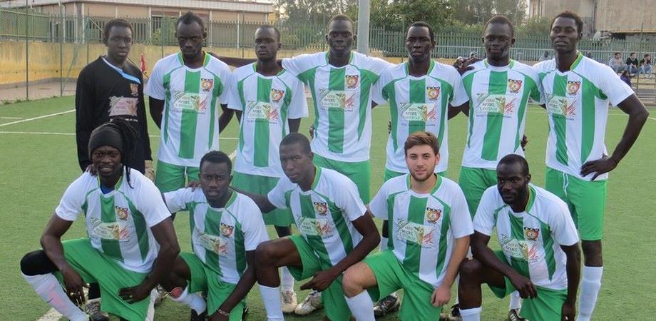 Calcio. Nissa 1962-Sporting African Unit insieme sotto la bandiera dell'integrazione