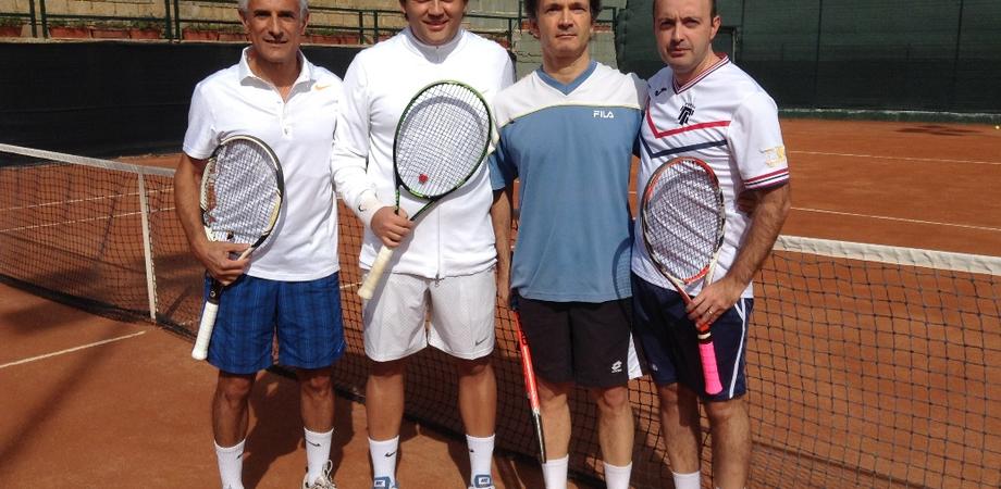 Tennis club: la coppia Blanda - Aquilina vince il  torneo sociale 2015