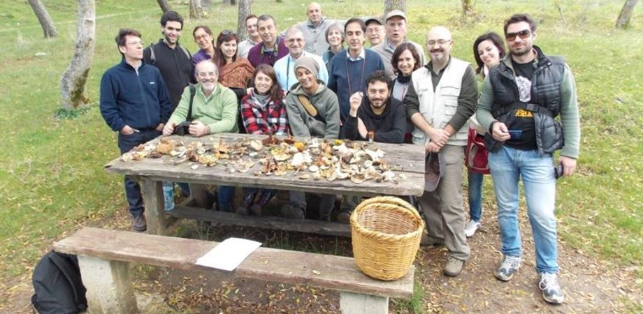A San Cataldo un corso del Wwf che insegna a raccogliere i funghi