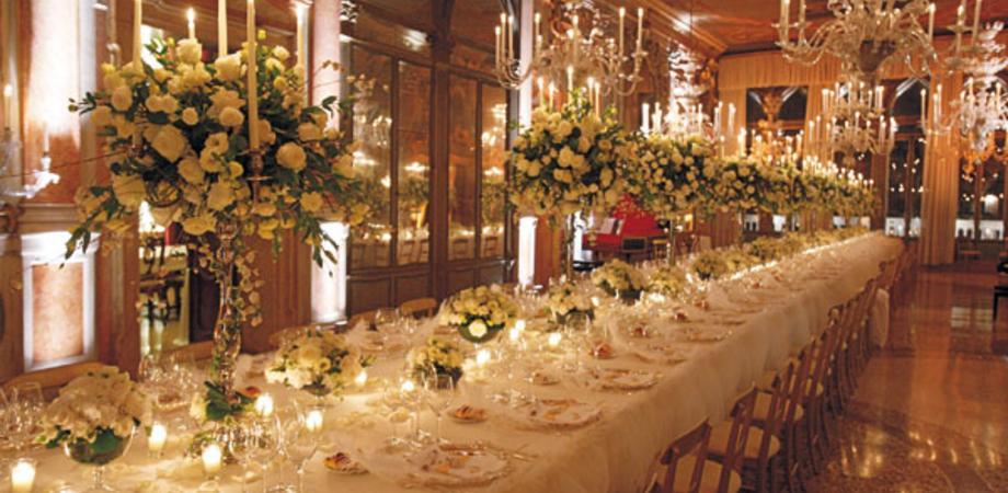 Un Tavolo Imperiale Al Vostro Matrimonio Seguo News