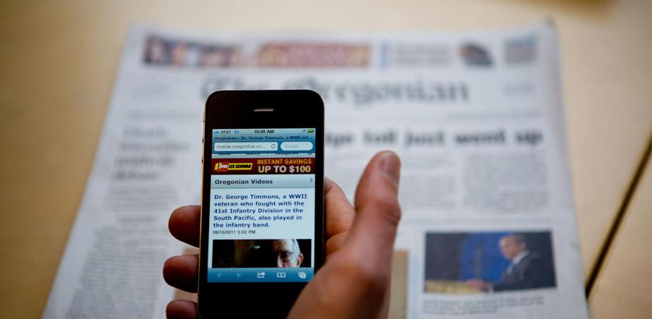 Gli italiani si informano sempre più su social e app. Ogni giorno nel web si condividono un milione di articoli