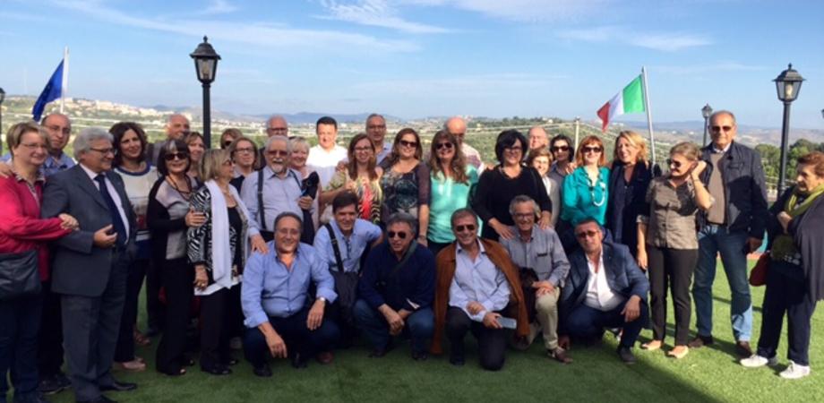 Il fascino di Caltanissetta conquista i soci del Lions club di Castelvetrano