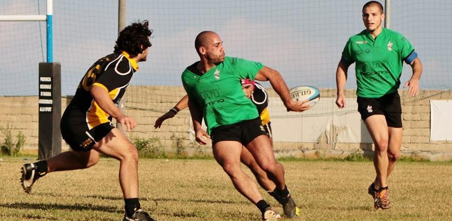 Nissa Rugby va in meta contro l'Audax Ragusa