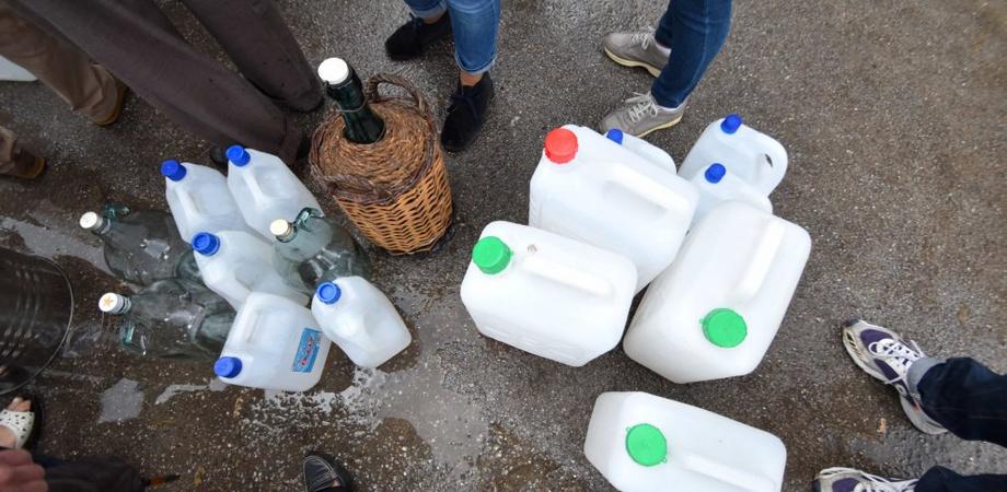 Guasto riparato, domenica ritorna l'acqua a Caltanissetta. Distribuzione a Sant'Elia, Firrio e Gibil Gabib