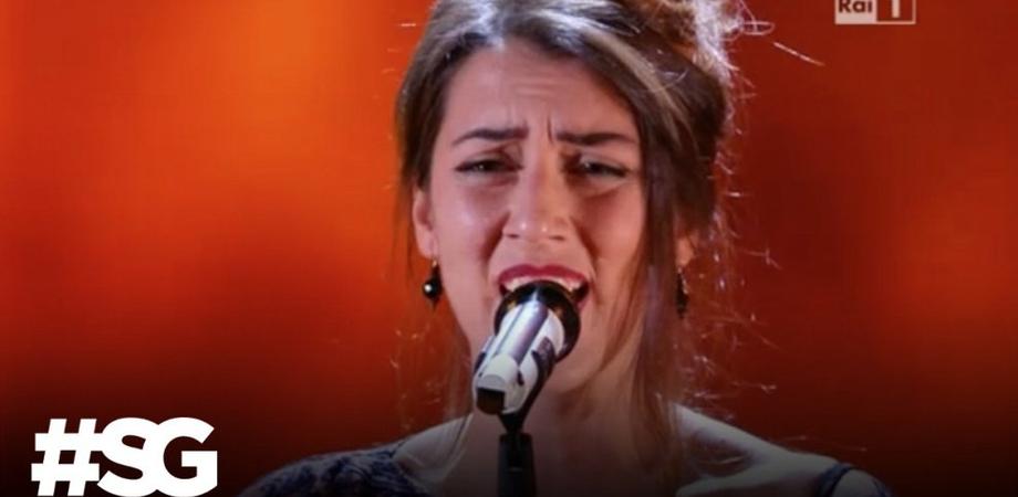 """Sanremo Giovani, la nissena Manuela Paruzzo ci sarà. Applausi per il brano """"Mentre ti parlo"""""""