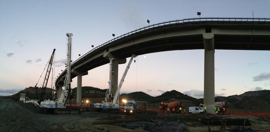 I lavori della SS640 non si fermeranno: cantieri aperti durante le festività natalizie