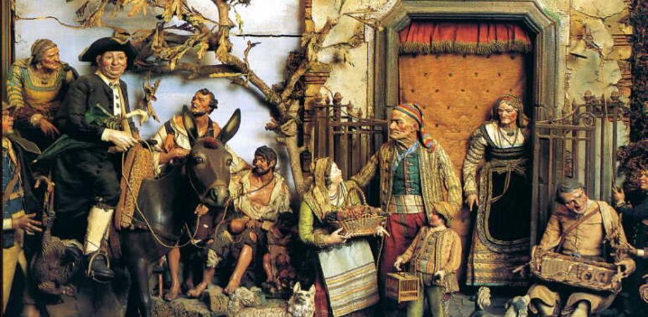 Antichi presepi napoletani, dal 30 novembre la mostra al Museo Diocesano