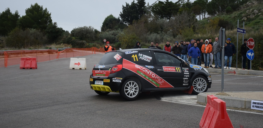 Rally Day Centro Sicilia: trionfano Luigi Bruccoleri e Ivan Rosato