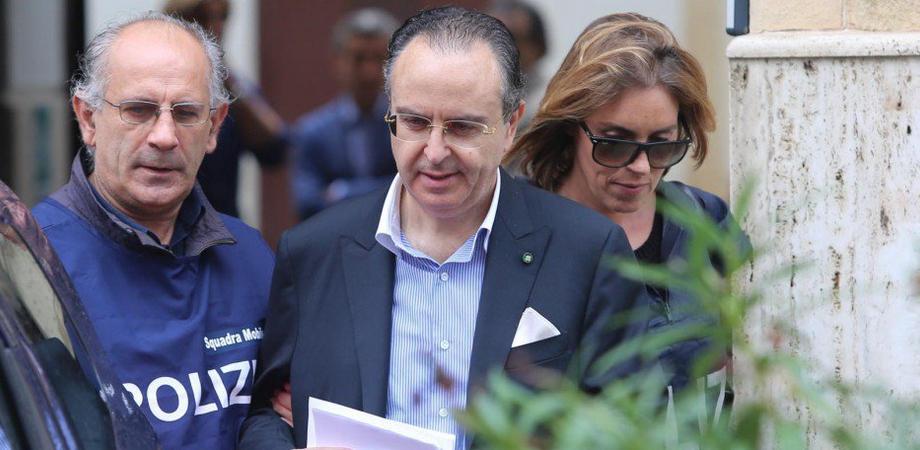 """Tangenti, revocati i domiciliari all'ex presidente Rfi  Lo Bosco. """"Non può reiterare il reato"""""""