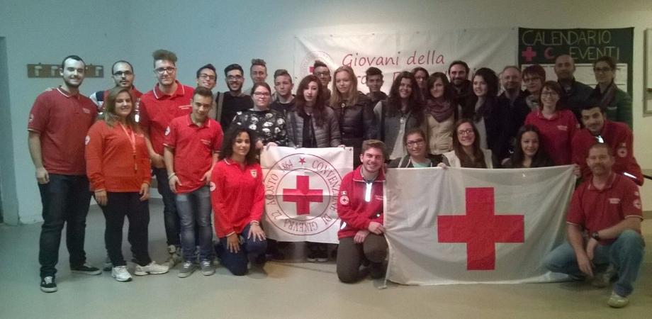 Croce Rossa: formati nuovi aspiranti a Sommatino. A dicembre gli esami per il determinato team